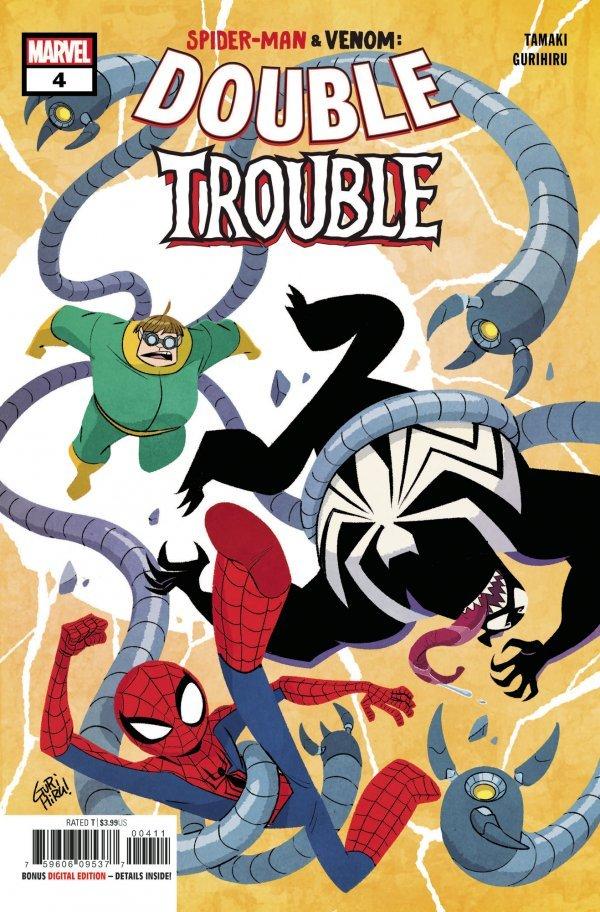 Spider-Man & Venom: Double Trouble #4