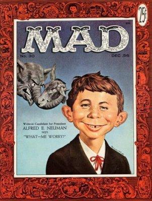 Mad Magazine #30