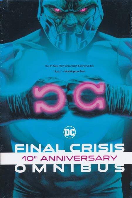 Final Crisis: The 10th Anniversary Omnibus HC