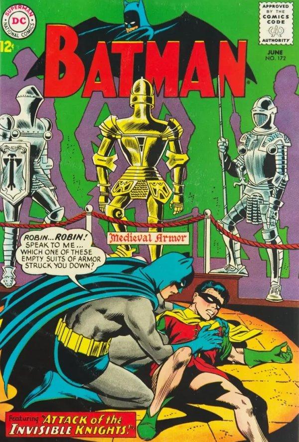 Batman #172