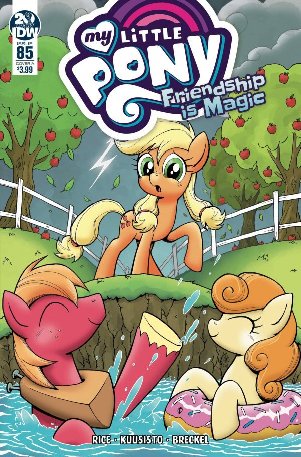 My Little Pony: Friendship Is Magic #85