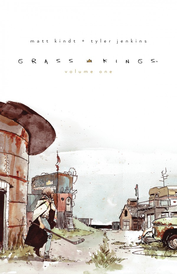 Grass Kings Vol. 1 HC