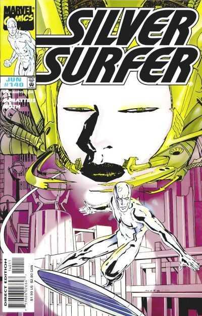 Silver Surfer #140