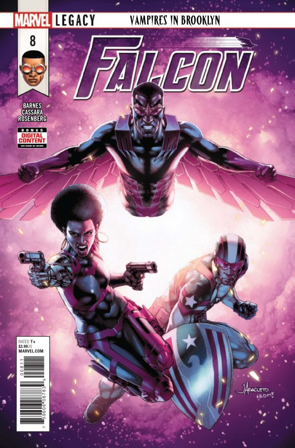 Falcon #8