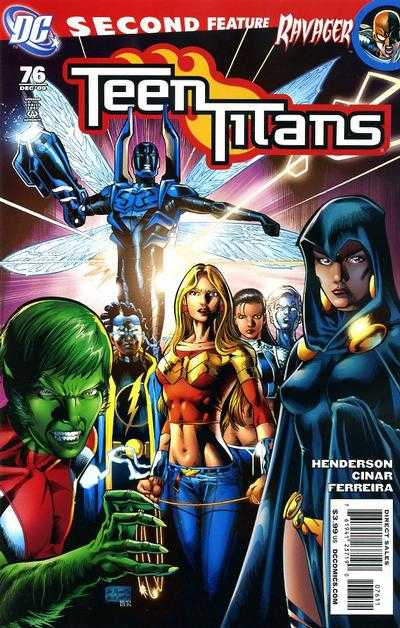 Teen Titans #76