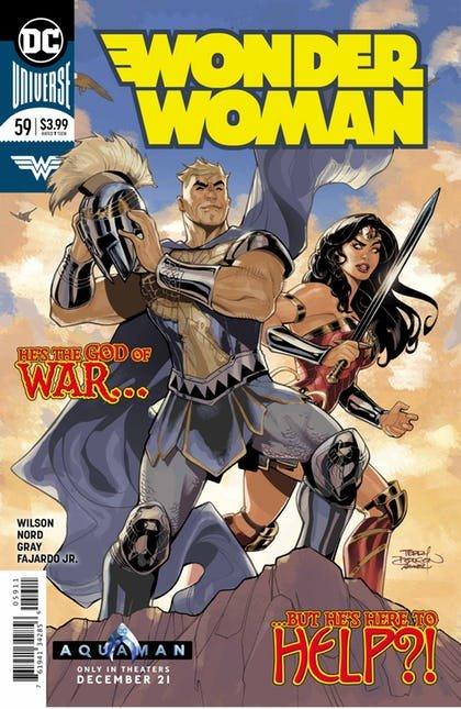Wonder Woman #59