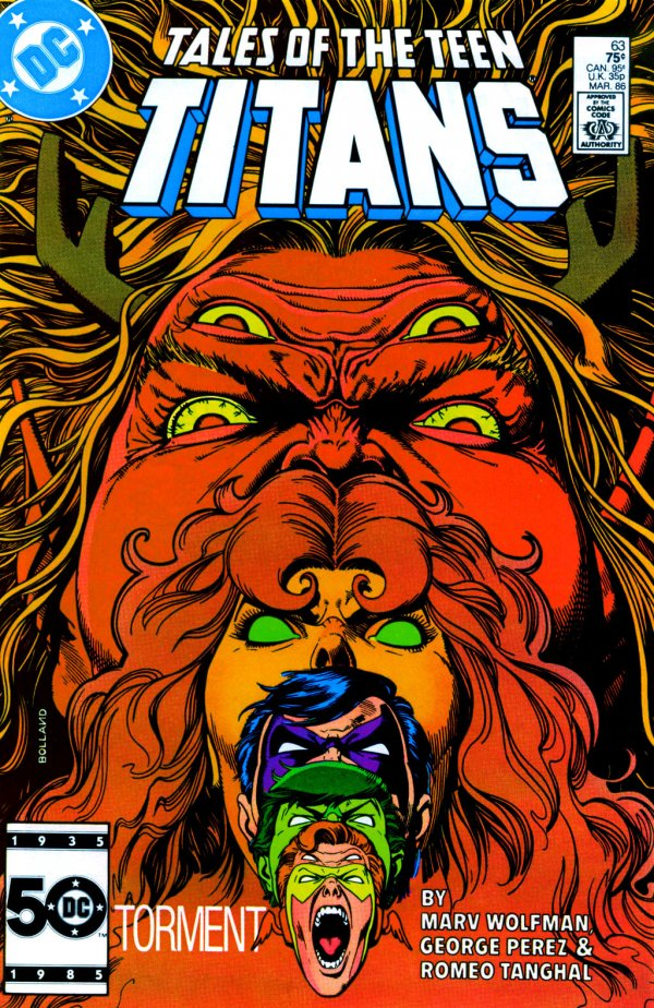 Tales of the Teen Titans #63