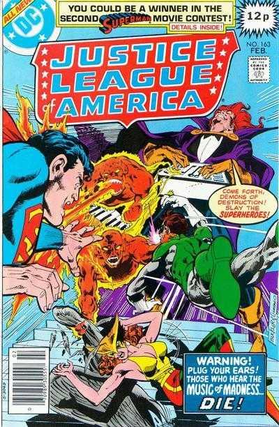 Justice League of America #163