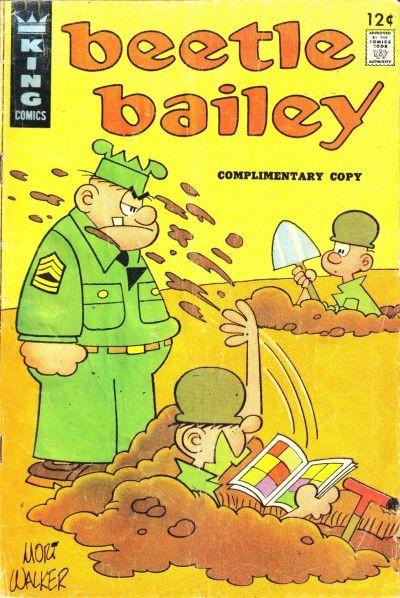 Beetle Bailey #66