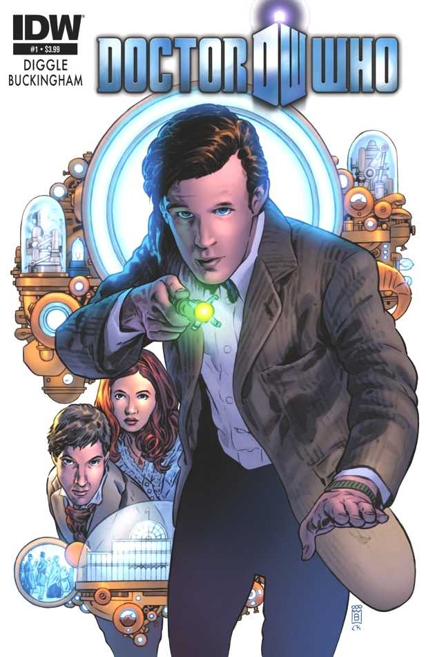 Doctor Who #1