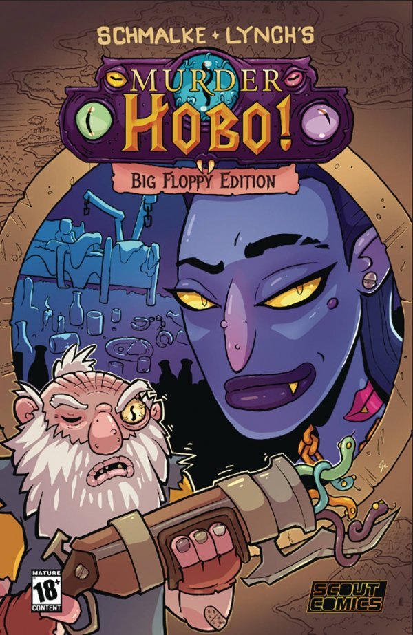 Murder Hobo : Big Floppy Edition #1