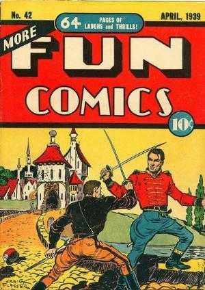 More Fun Comics #42