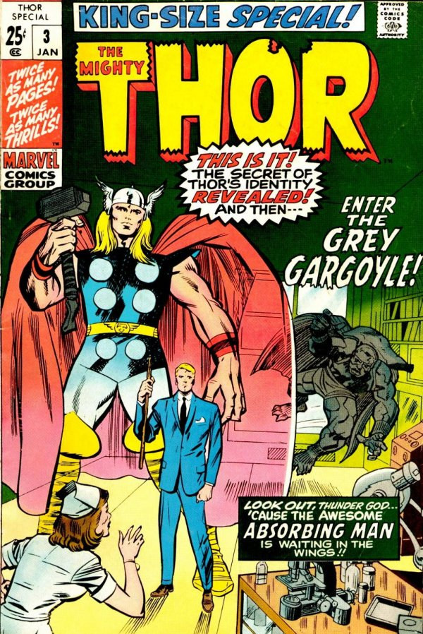 The Mighty Thor Annual #3