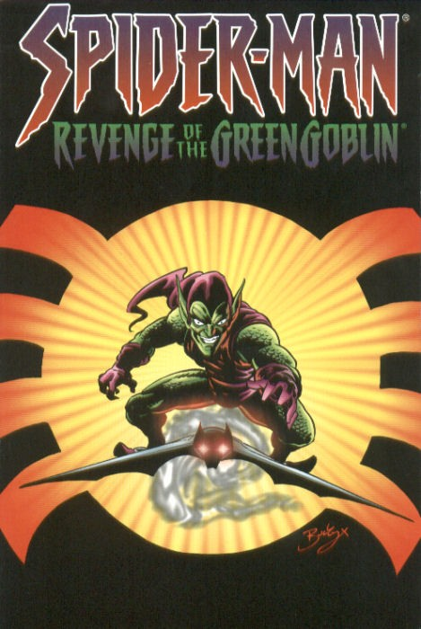 Spider-Man: Revenge of the Green Goblin TP