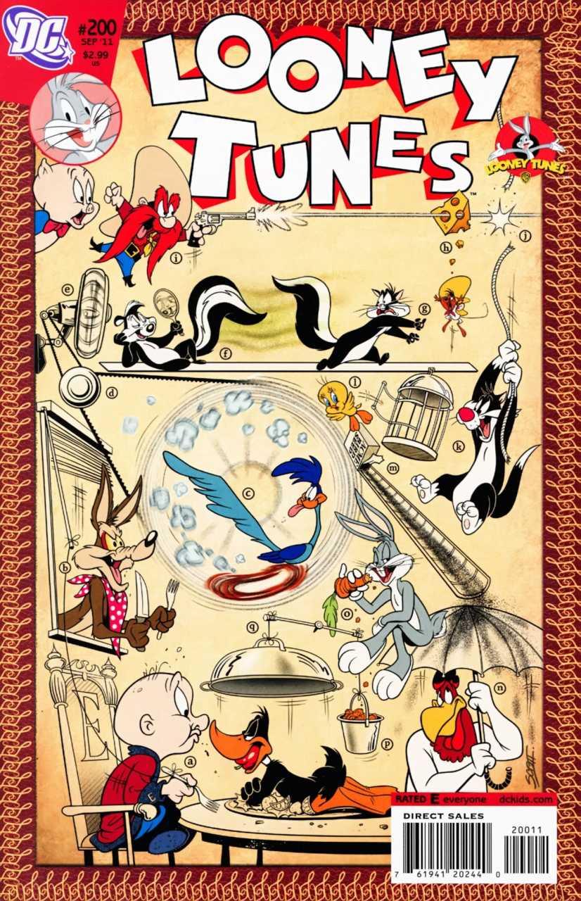 Looney Tunes #200