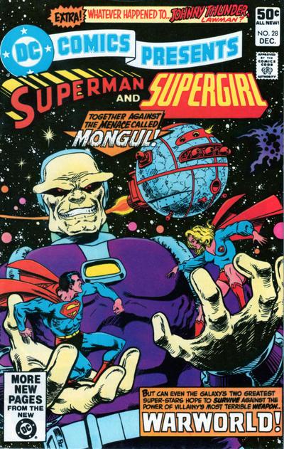 DC Comics Presents #28