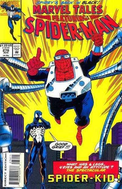 Marvel Tales #276