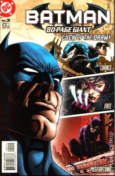 Batman 80-Page Giant #2