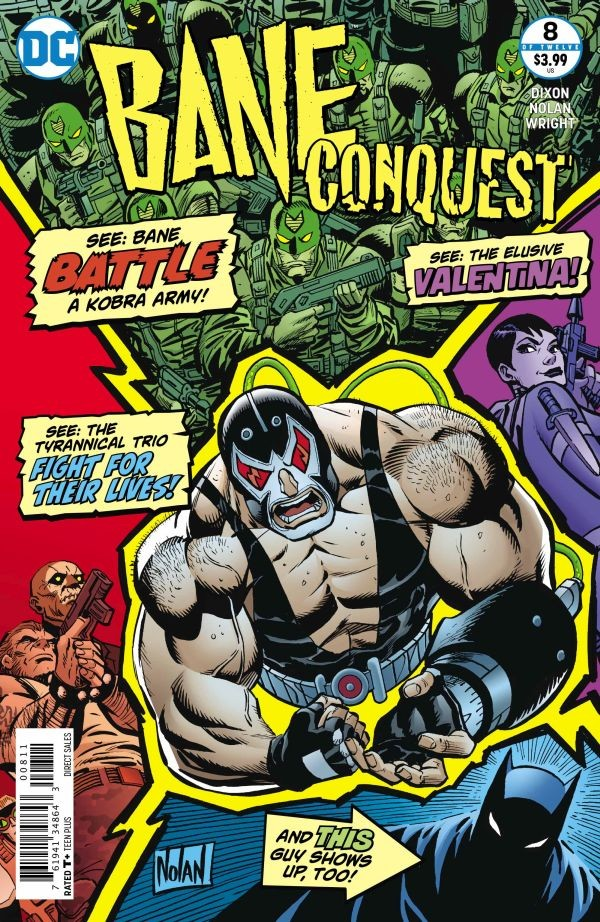 Bane: Conquest #8