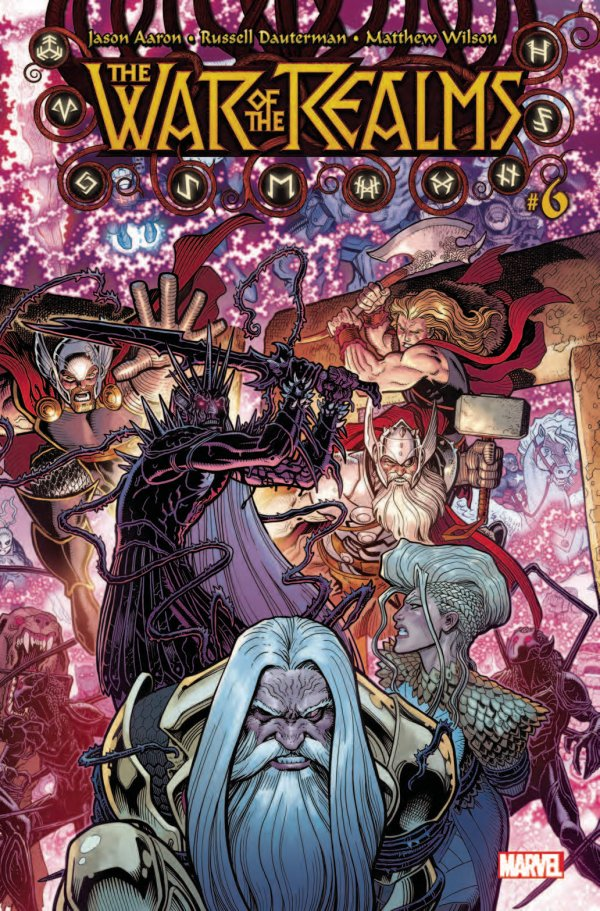 The War of the Realms #6