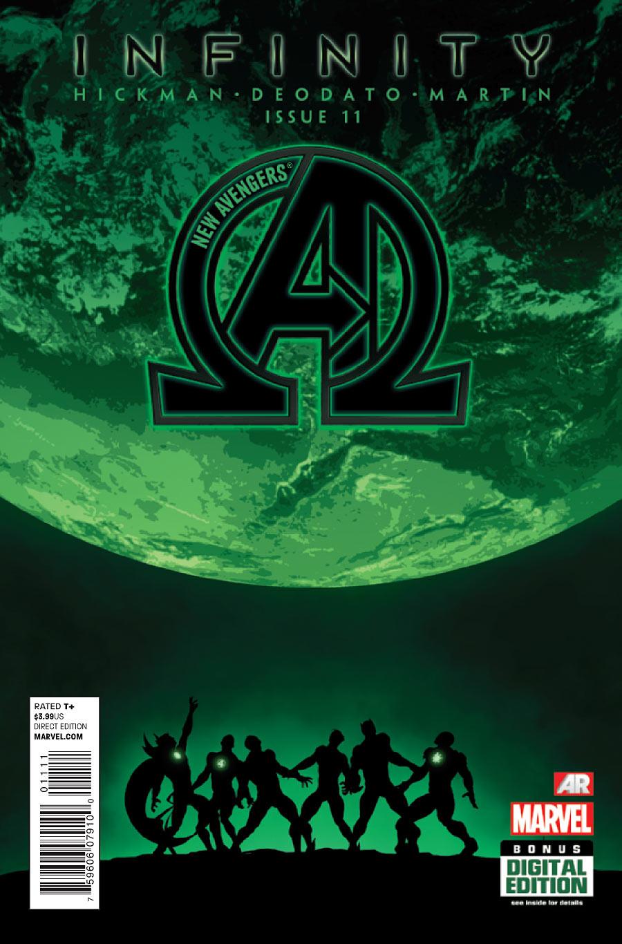 New Avengers #11