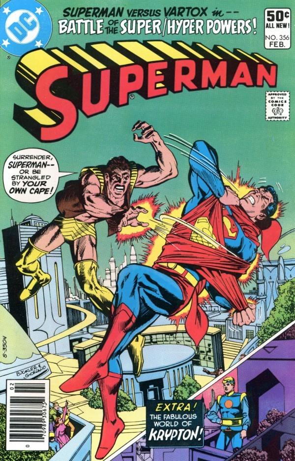 Superman #356