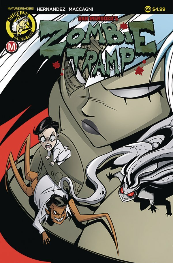 Zombie Tramp #68 review