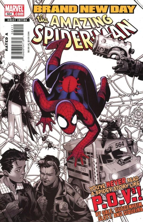 The Amazing Spider-Man #564
