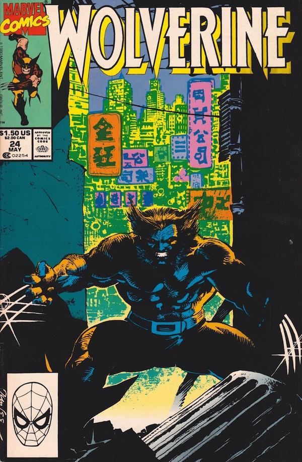 Wolverine #24
