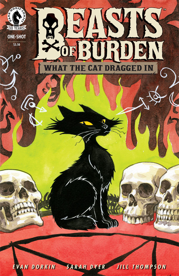 Beasts of Burden: What The Cat Dragged In #1