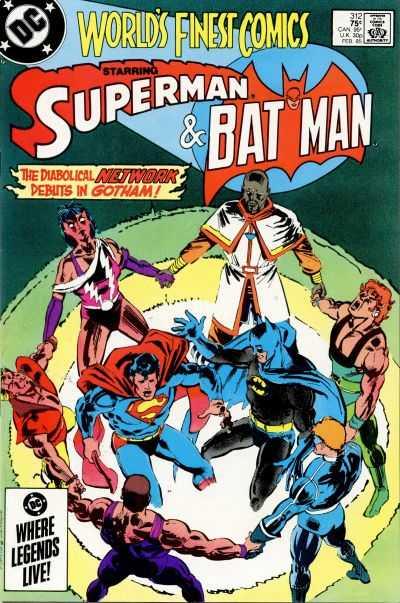 World's Finest Comics #312