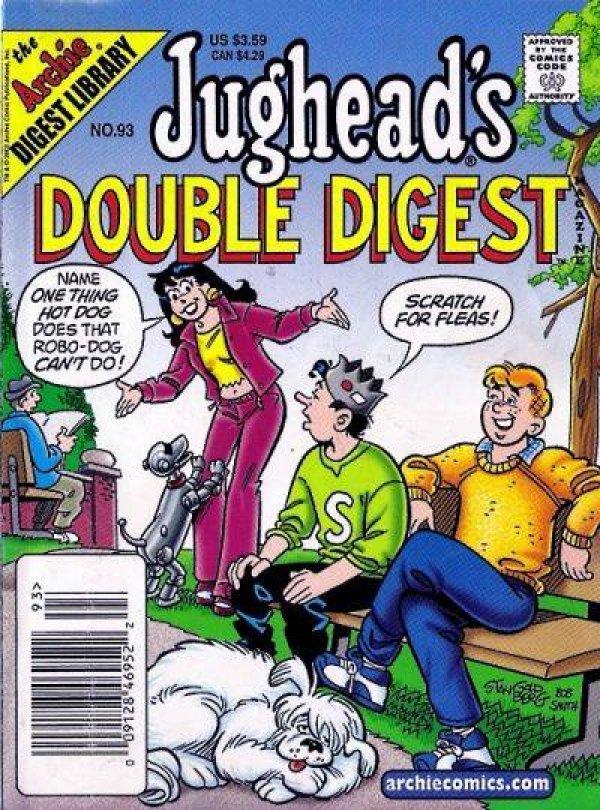 Jughead's Double Digest #93