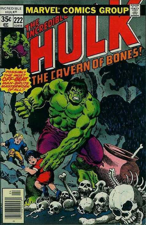 The Incredible Hulk #222