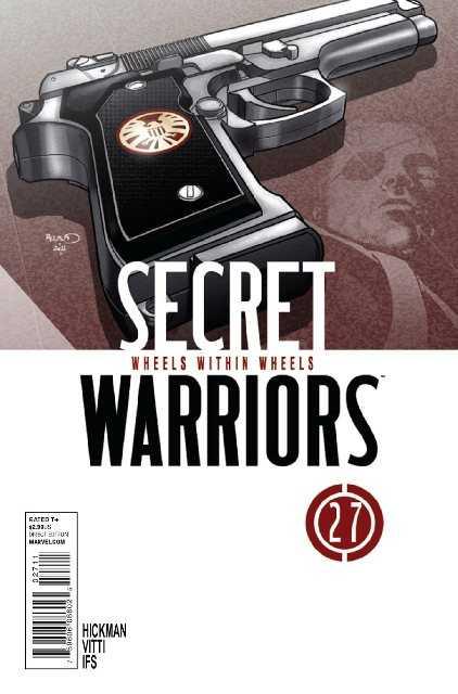 Secret Warriors #27