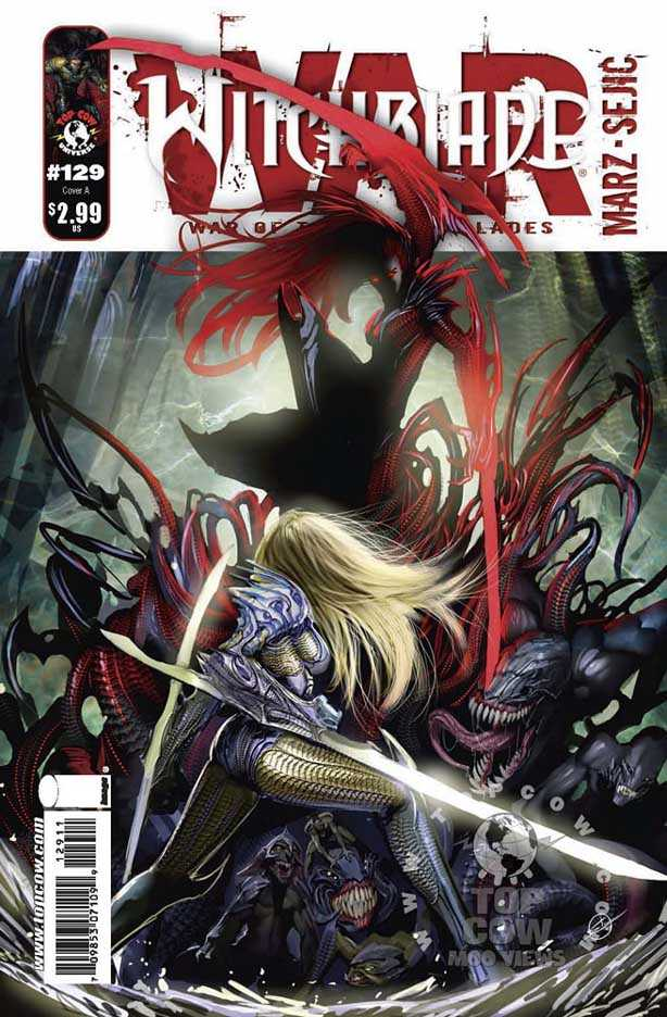 Witchblade #129