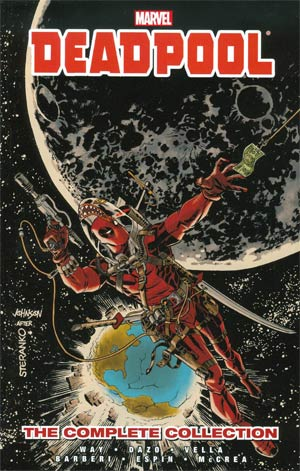 Deadpool By Daniel Way: The Complete Collection Vol. 3 TP