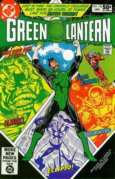 Green Lantern #136