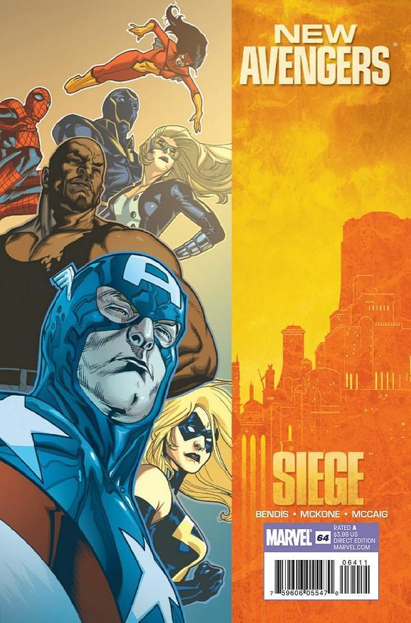 The New Avengers #64