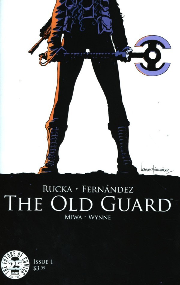 The Old Guard #1