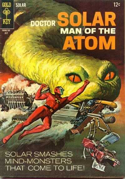 Doctor Solar, Man of the Atom #20