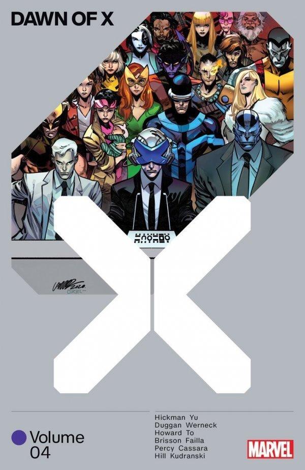 Dawn of X Vol. 4 TP