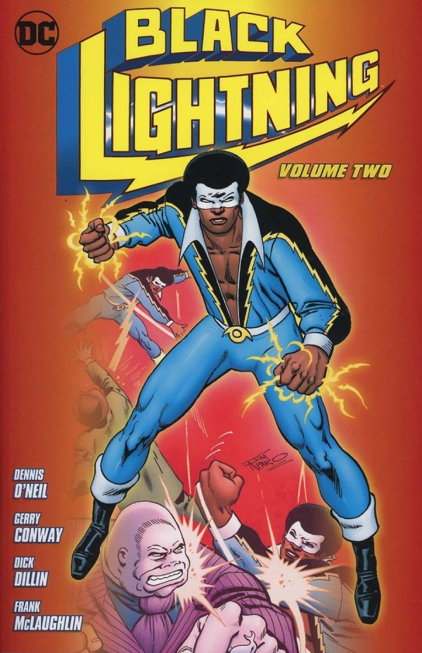 Black Lightning Vol. 2 TP