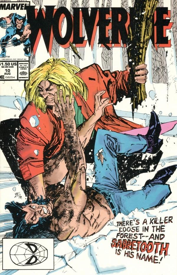 Wolverine #10