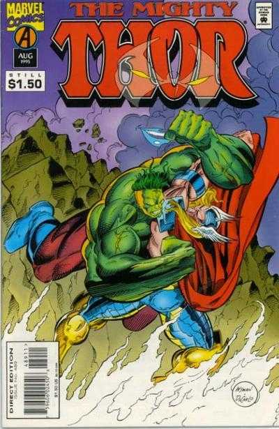 The Mighty Thor #489