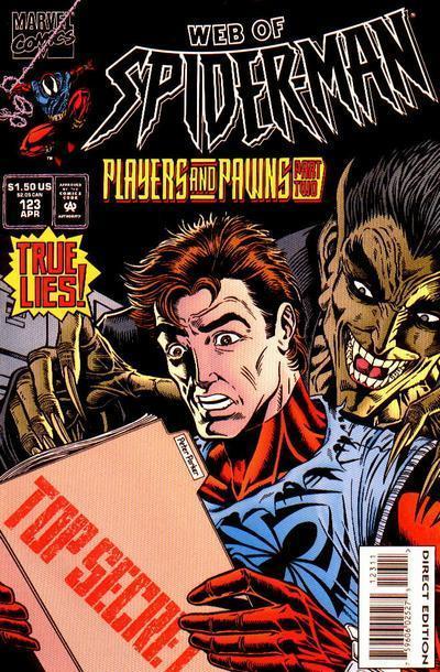Web of Spider-Man #123