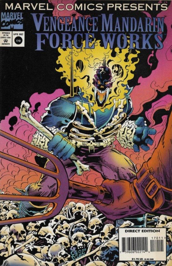 Marvel Comics Presents #170