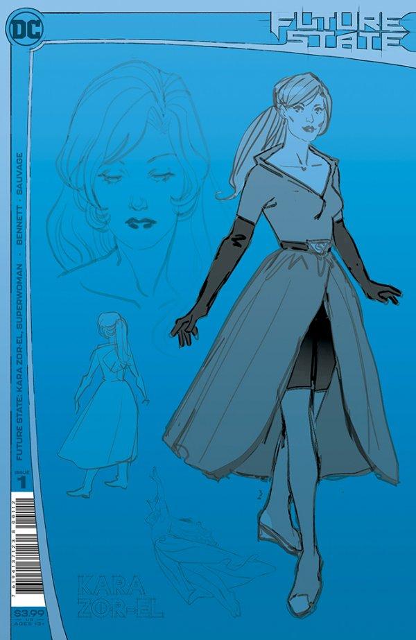 Future State: Kara Zor-El, Superwoman #1