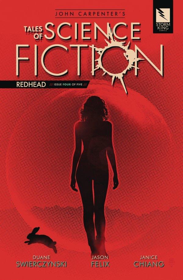 John Carpenter's Tales of Science Fiction: Redhead #4