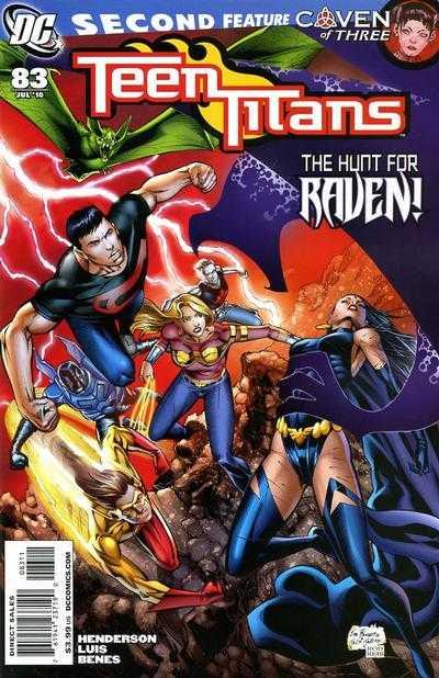 Teen Titans #83