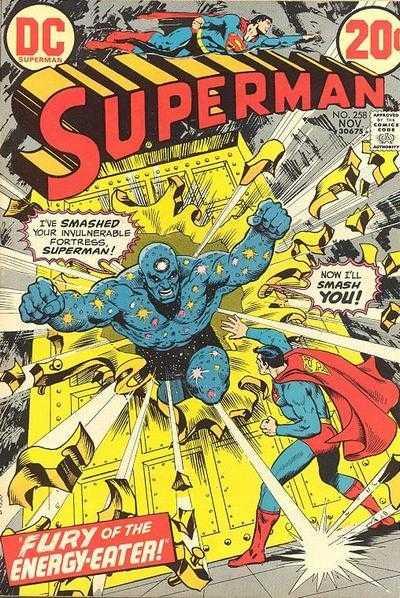 Superman #258